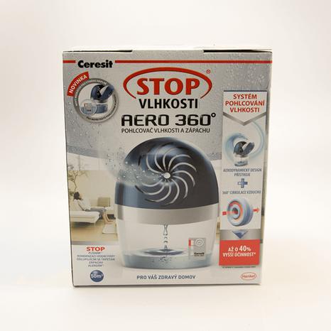 Ceresit STOP pohlcovač vlhkosti prístroj