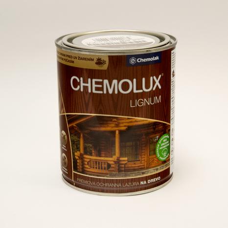 CHEMOLUX Lignum bezfarebný