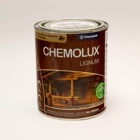 CHEMOLUX Lignum buk