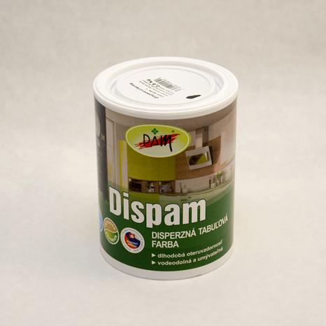 PAM Dispam čierny 0,8kg