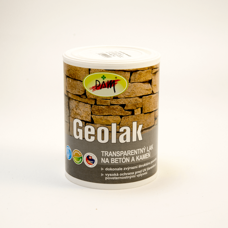 Geolak mat