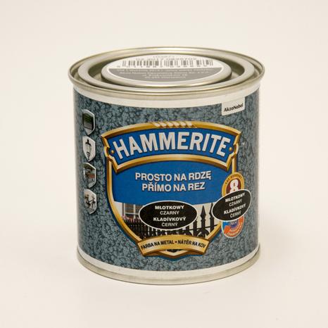 Hammerite kladivkový medený