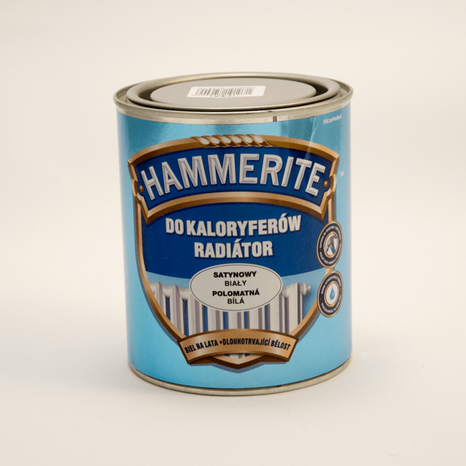 Hammerite Radiátor biely