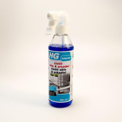 HG čistič skla a zrkadiel sprej 0,5l