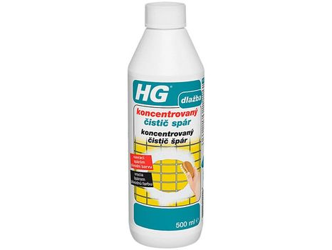 HG koncentrovaný čistič špár 0,5l