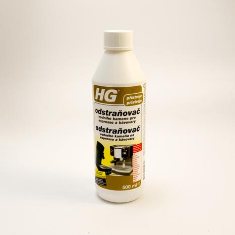 HG odstraňovač vodného kameňa na kávovary 0,5l