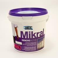 Mikral RENOVO - silikónová fasádna farba