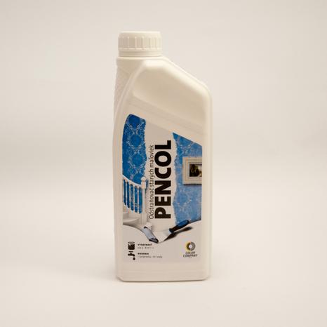 Pencol – odstraňovač starých maľoviek