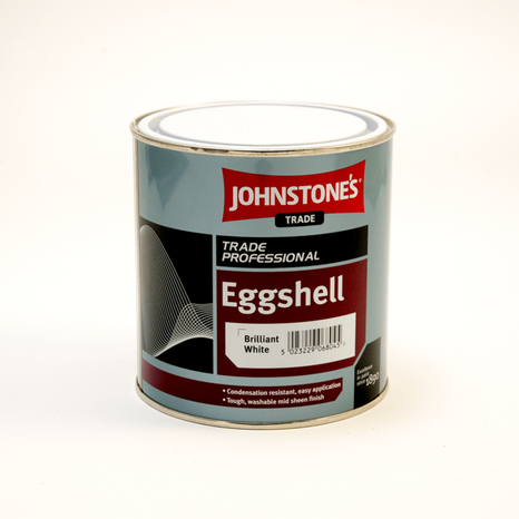 Professional eggshell biely