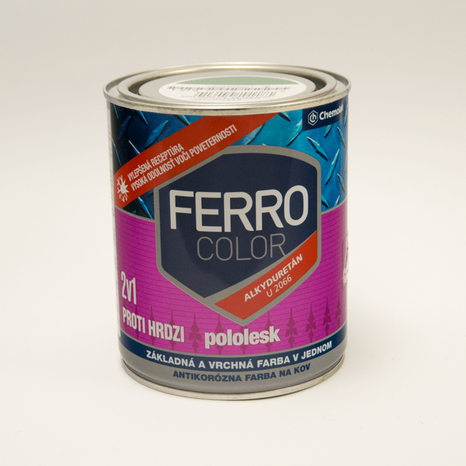 U 2066/1000 FERRO COLOR pololesk